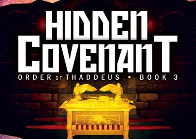 Hidden Covenant • Order of Thaddeus Book #3