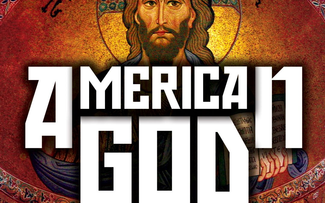 American God • Order of Thaddeus Book #4