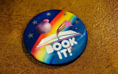 Of Book-It Buttons, Kindles, and Random, Unexpected Callings. Or Why I'm The Most Unlikeliest of Authors!