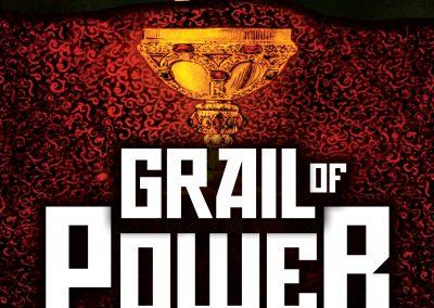 Grail of Power • Order of Thaddeus Book #5