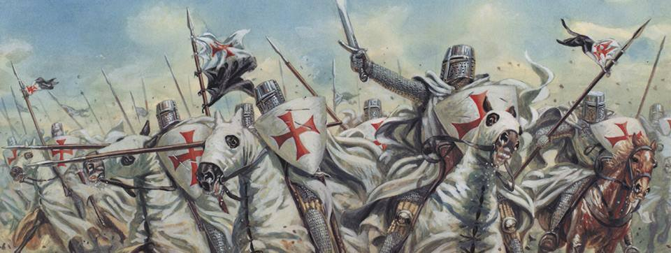 Who are the Knights Templar? 8 Things You Probably Didn't Know.