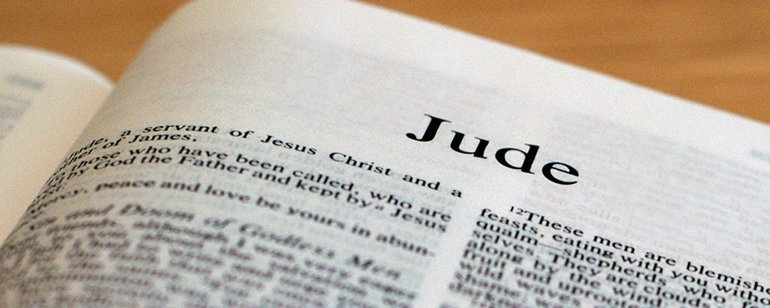 The Epistle of Jude • A New Translation for 'Apostasy Rising'
